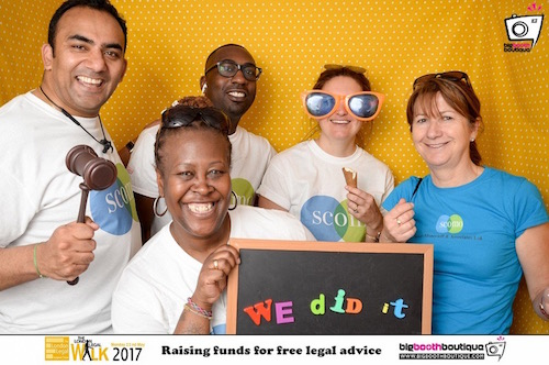 London Legal Walk May 20171