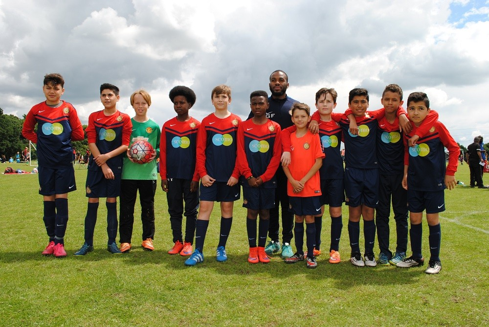Grassroots Football Academy Enfield Team Sponsors
